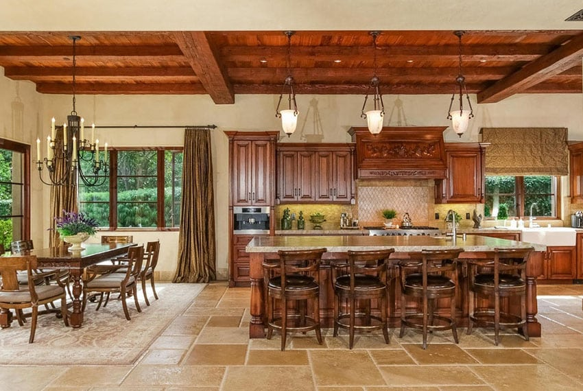 Here are some ideas you can implement to maximize space, improve aesthetics and ergonomics, and generally make your small kitchen a happier place. 29 Elegant Tuscan Kitchen Ideas (Decor & Designs ...