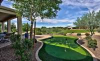 27 Golf Backyard Putting Green Ideas