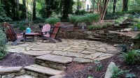 33 Stone Patio Ideas (Pictures) - Designing Idea
