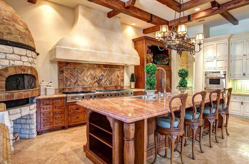 29 Elegant Tuscan Kitchen Ideas Decor  Designs