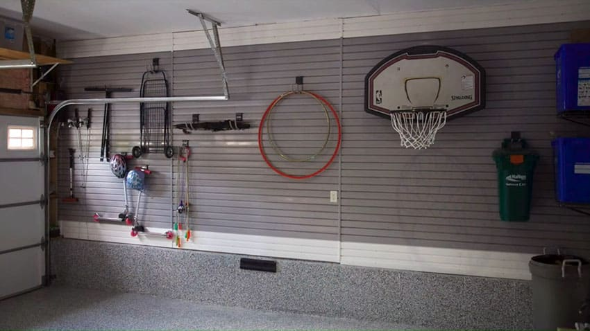 Garage Makeover Ideas Before and After Pictures