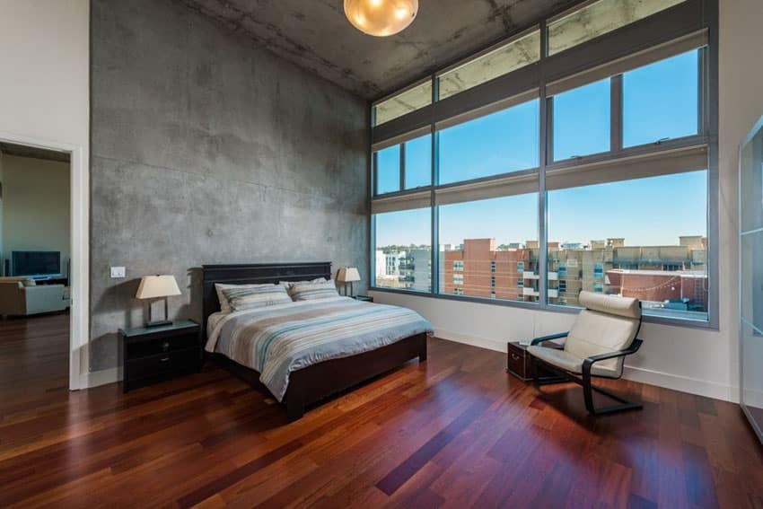 Beautiful Bedrooms with Wood Floors (Pictures)