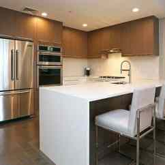 The Best Way To Clean Kitchen Cabinets Natural Cleaner Small Kitchens With Dark (design Ideas ...