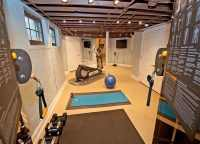 47 Cool Finished Basement Ideas (Design Pictures ...