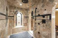 Travertine Shower Ideas (Bathroom Designs)