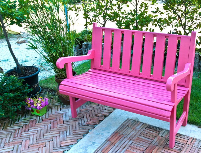 59 outdoor bench ideas seating