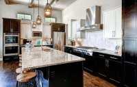 White Granite Countertops (Colors & Styles) - Designing Idea