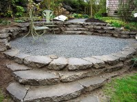 Paving Stone Ideas (Patio & Walkway Designs) - Designing Idea
