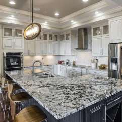 Best Kitchen Cabinets For The Money Terry Towels Granite Countertops (ultimate Guide) - Designing Idea
