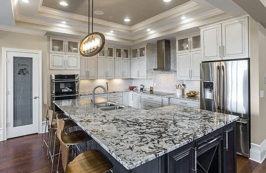 color choices for kitchen cabinets ikea island granite countertops (ultimate guide) - designing idea