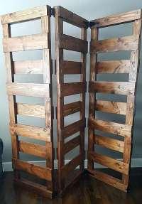 59 Creative Wood Pallet Ideas (DIY Pictures) - Designing Idea