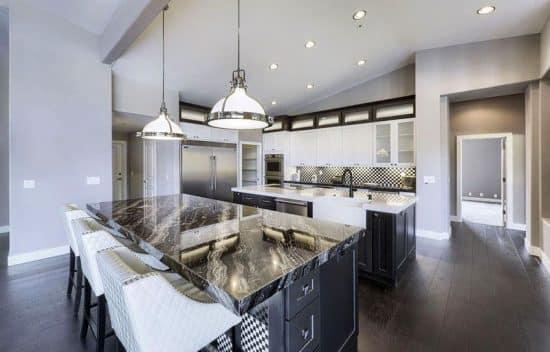 Small Kitchen Countertop And Floor Combinations Novocom Top