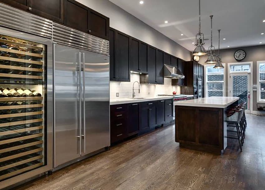 23 Stunning Gourmet Kitchen Design Ideas Designing Idea