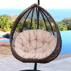 Rattan Egg Chair Wooden Massage 25 Fun Cocoon Swing Chairs - Designing Idea