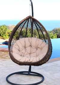 25 Fun Cocoon Swing Chairs - Designing Idea