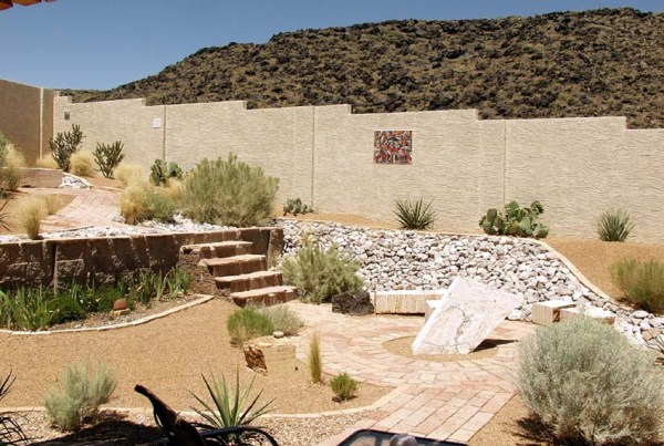 gravel patio ideas diy