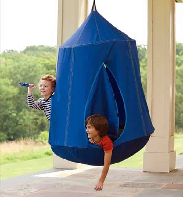 25 Fun Cocoon Swing Chairs  Designing Idea