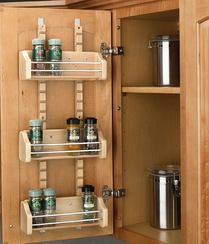 DIY Small Kitchen Ideas (Storage & Space Saving Tips