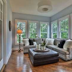 French Country Designs Living Rooms Room Table With Stools 40 Beautiful Sunroom (pictures) - Designing Idea