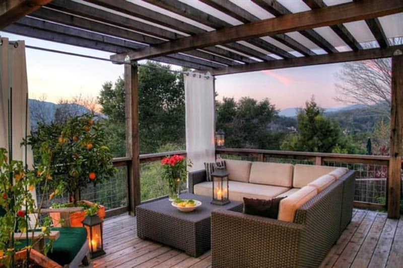 30 gorgeous pergola canopy ideas