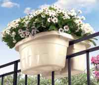 45 Beautiful Fence Planters (Decorate Your Garden Fence ...