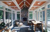 40 Beautiful Sunroom Designs (Pictures)