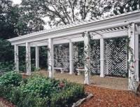 50 Lattice Fence Design Ideas (Pictures of Popular Types ...