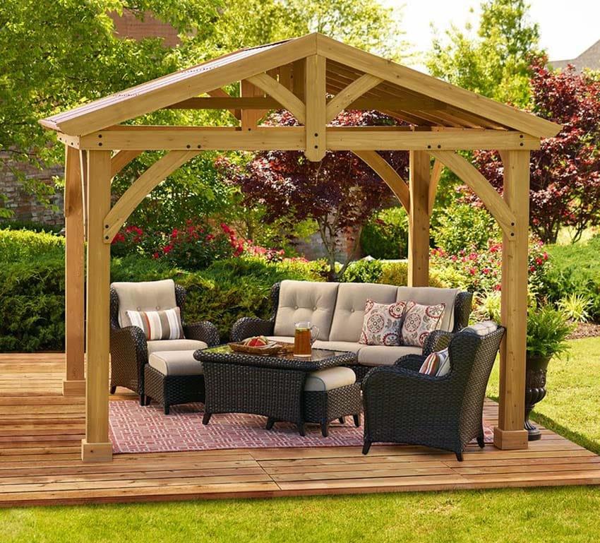 Above Ground Garden Designs