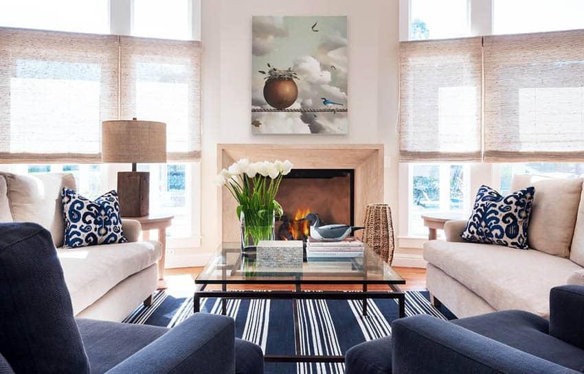 diy sofa reupholstering ashley beach themed living room on a budget - designing idea