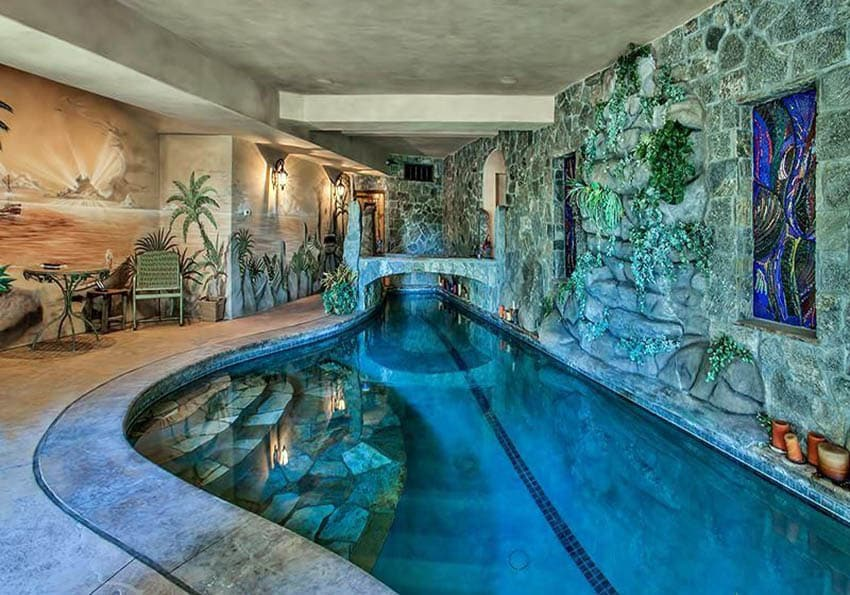 29 Stunning Lagoon Swimming Pool Designs