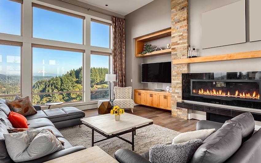 Best Living Room Arrangements With TV