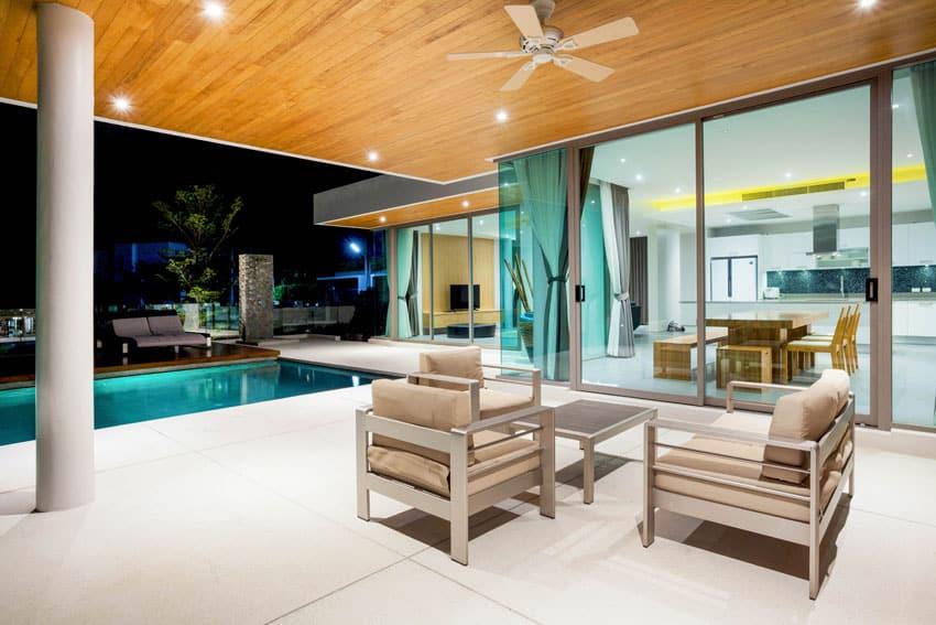 33 stunning modern patio ideas