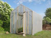 Backyard Greenhouse Ideas (DIY, Kits & Designs ...