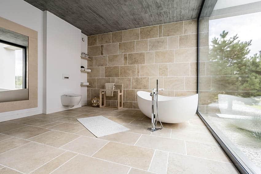 Bathroom Floor Tile Ideas (Design Pictures)