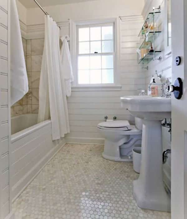 Bathroom Floor Tile Ideas (Design Pictures)