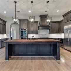 Staining Kitchen Cabinets Darker Design A Island Craftsman (door Styles & Designs ...