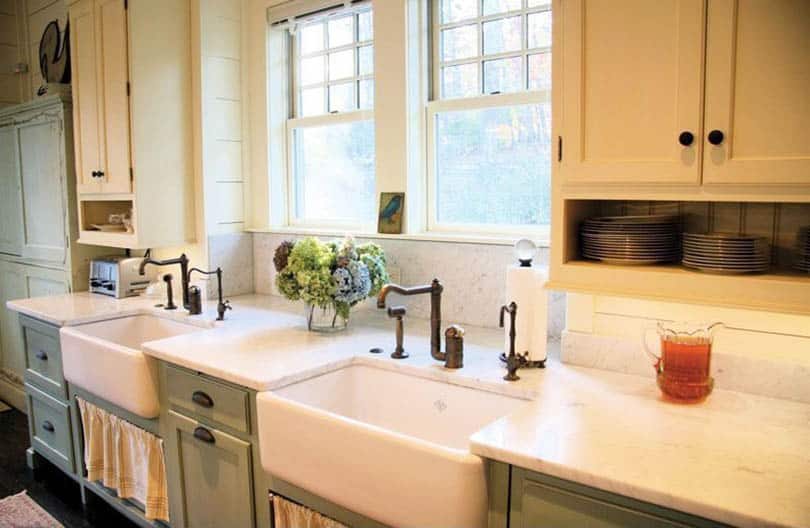 how to update laminate kitchen cabinets wood tables farmhouse (door styles, colors & ideas ...