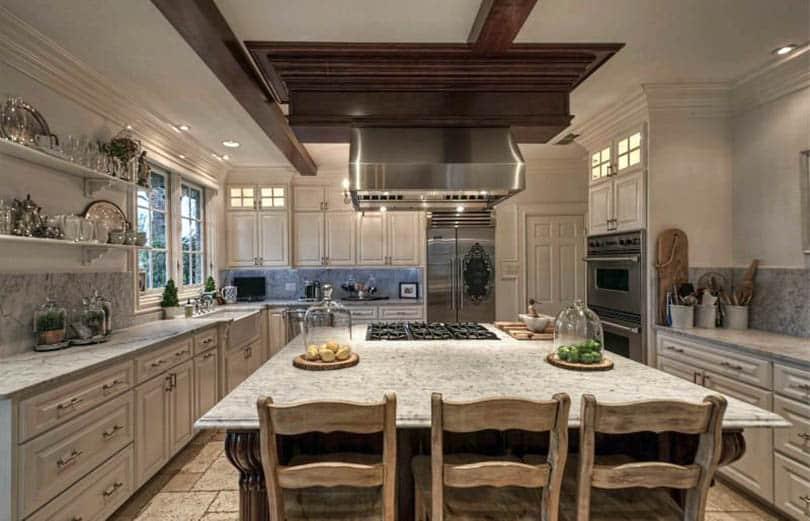 Farmhouse Kitchen Cabinets Door Styles Colors Amp Ideas