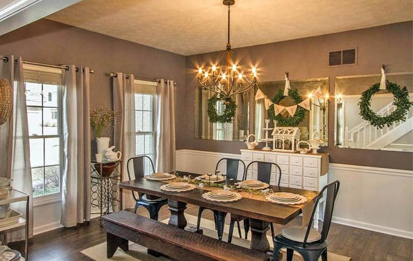 Best Dining Room Paint Colors For 2019  Designing Idea