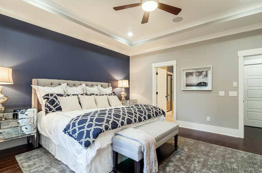 Accent Wall Colors Design Guide Designing Idea