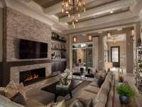 27 Beautiful Earth Tone Living Room Designs - Designing Idea