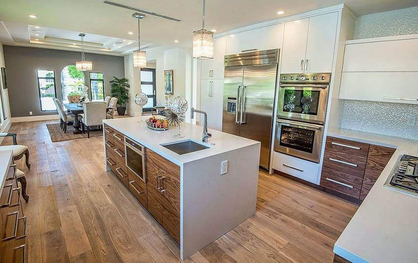 27 Two Tone Kitchen Cabinets Stylish Design Ideas