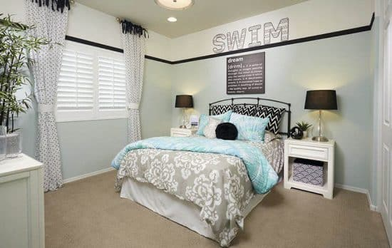 Cheap Ways to Decorate a Teenage Girls Bedroom  Designing Idea