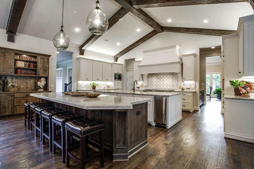 Rustic Contemporary Kitchen Design Ideas  Designing Idea