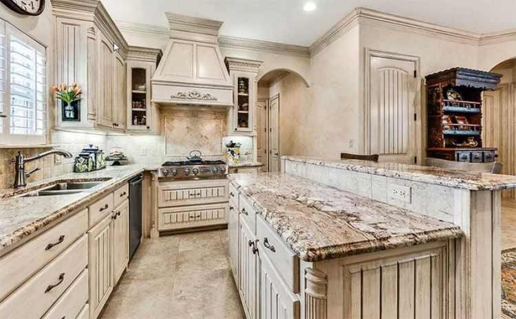 30 Antique White Kitchen Cabinets Design Photos Designing Idea