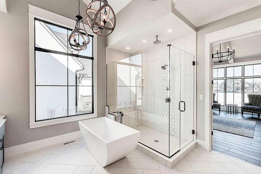best material for bathroom flooring