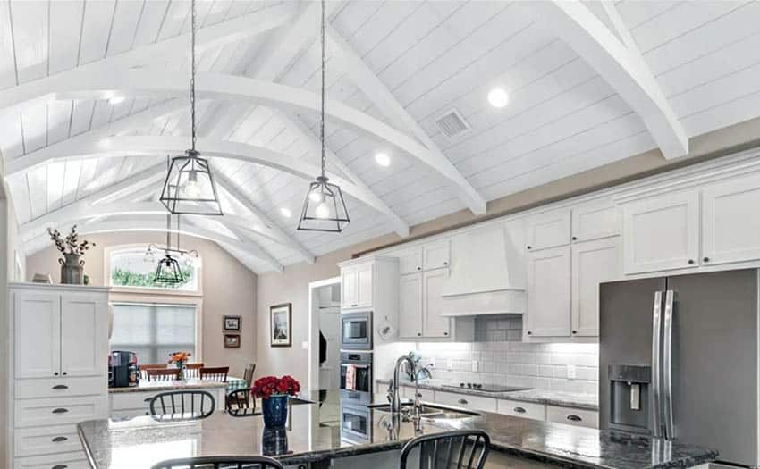 vaulted ceiling ideas design gallery