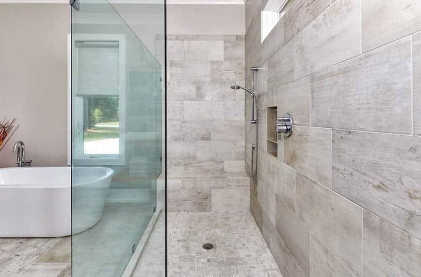 porcelain vs ceramic tile designing idea