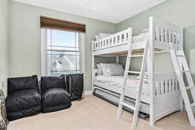 Ranzalı nane yatak odası