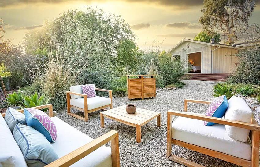 50 best gravel patio ideas diy design